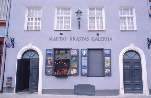 Stock Photo: 3153-794641 europe, latvia, riga, local handicraft