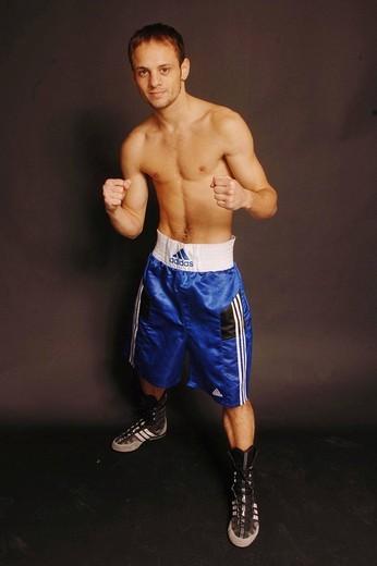 Stock Photo: 3153-801233 vincenzo picardi boxer,photo paolo bona/markanews