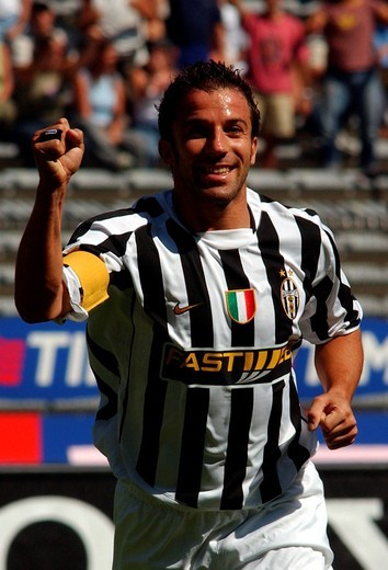 alessandro del piero : Stock Photo