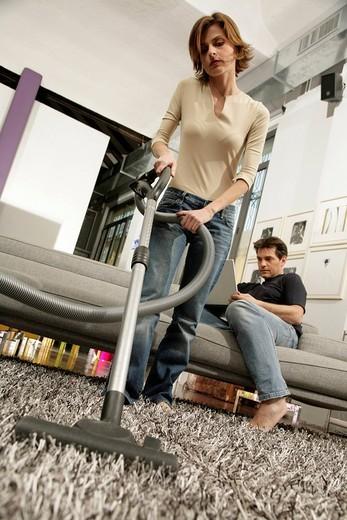 housework : Stock Photo