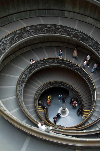 Stock Photo: 3153-805351 vatican museums, rome, lazio, italy