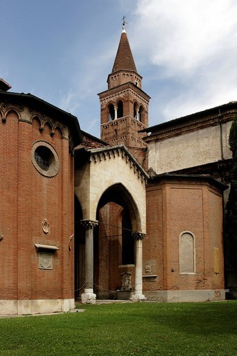 Stock Photo: 3153-806880 europe, italy, veneto, vicenza, santa corona