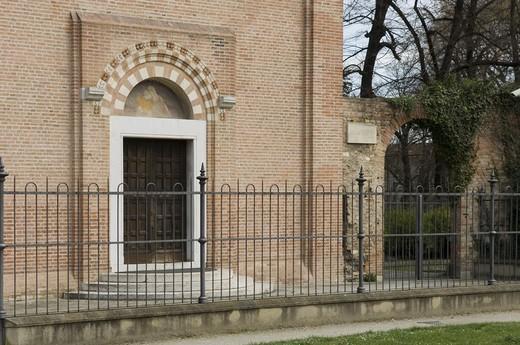 Stock Photo: 3153-807873 scrovegni chapel, padua, italy