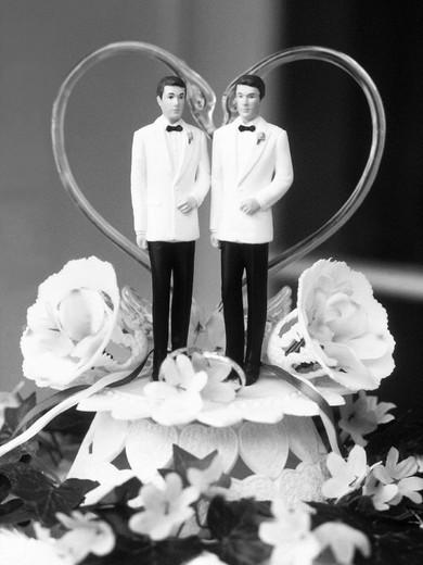 details, wedding cake : Stock Photo