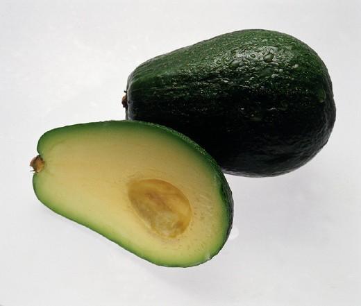 Avocado pears : Stock Photo