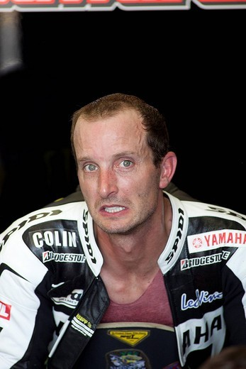 misano, 2010, moto gp gran premio di san marino, colin edwards : Stock Photo