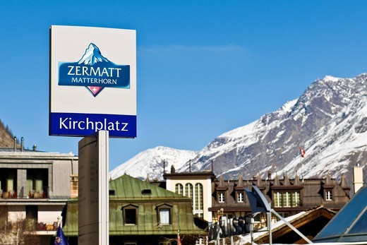 Stock Photo: 3153-824555 Zermatt, Switzerland. Zermatt, Switzerland