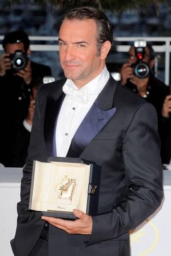 jean dujardin, 64° Festival di Cannes : Stock Photo