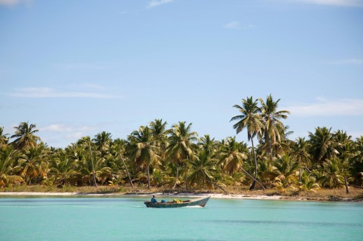 Stock Photo: 3153-838421 saona, hispaniola, repubblica dominicana, caraibi. saona, hispaniola, dominican republic, caribbean
