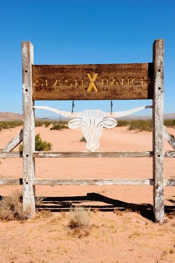 ranch, california, usa : Stock Photo