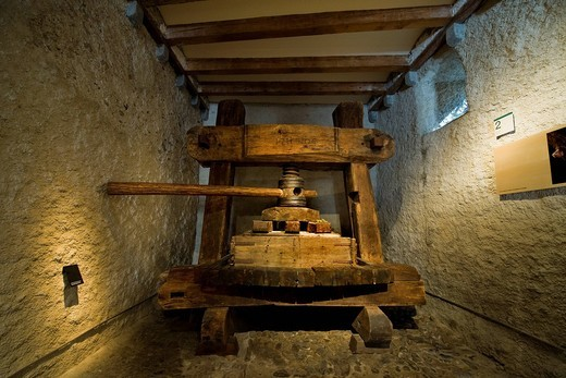 Wine museum, Aigle castle, Aigle, Switzerland. Wine museum, Aigle castle, Aigle, Switzerland : Stock Photo