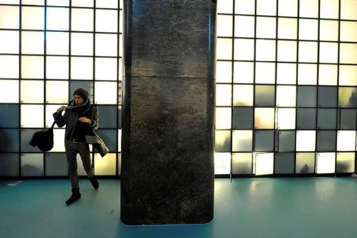 Museo del Novecento, Palazzo dell´Arengario, lombardia, milano, italia. museo del novecento, Palazzo dell´Arengario, lombardia, milan, italy : Stock Photo
