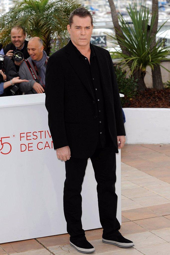 Stock Photo: 3153-852570 ray liotta, 65° Festival di Cannes