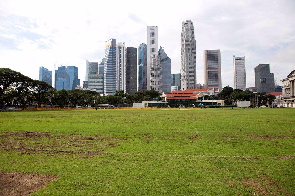 Stock Photo: 3153-853217 singapore, asia