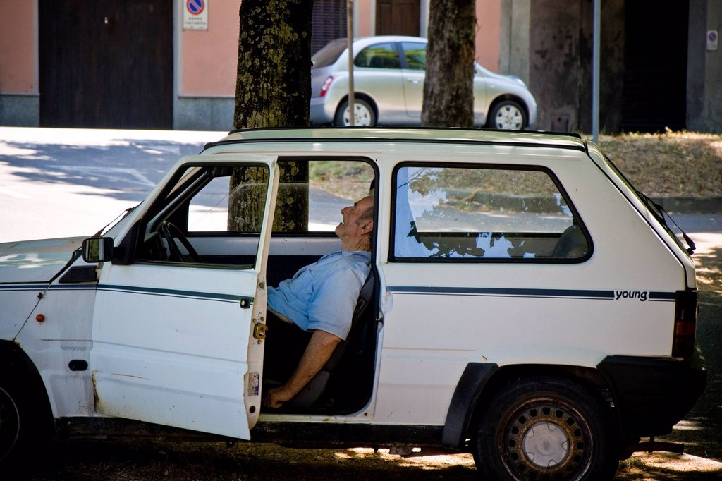 Stock Photo: 3153-856763 Italy, Emilia Romagna, Cortemaggiore, daily life