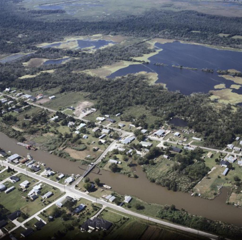Stock Photo: 3800-471380 Dulac Grand Caillou Louisiana USA