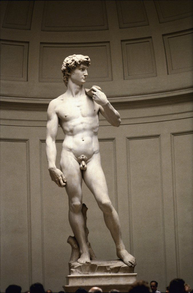 Stock Photo: 3800-960 David 