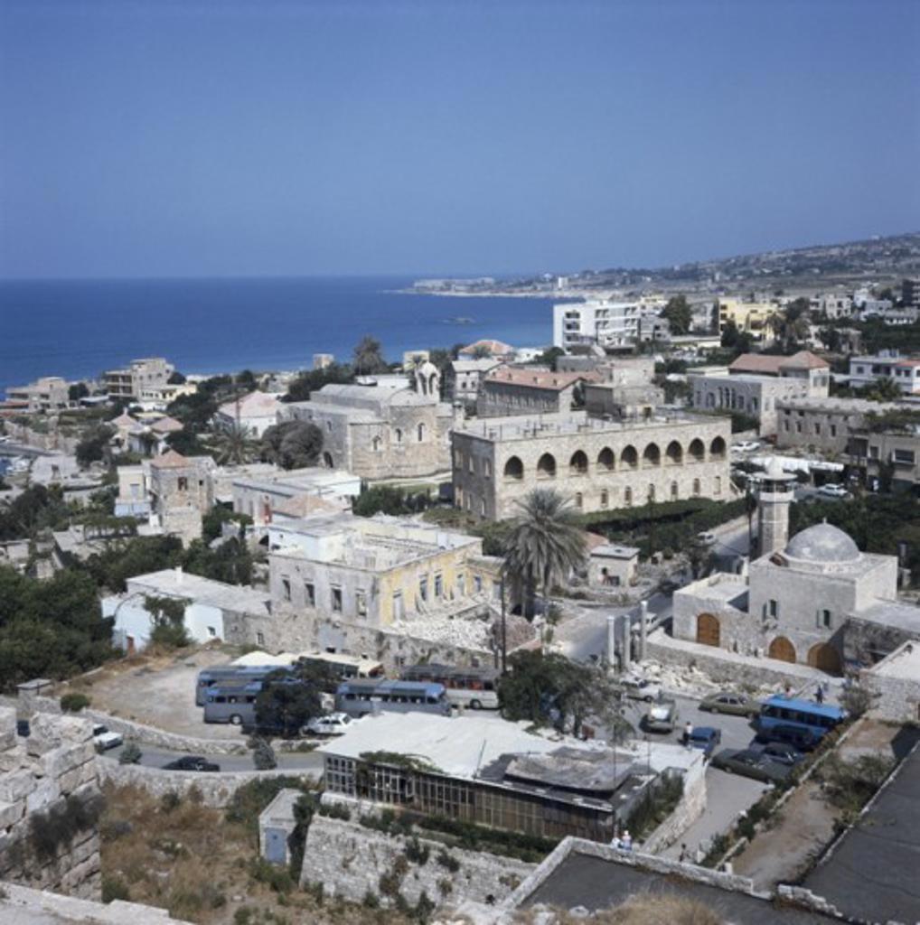 Stock Photo: 3801-496160 Byblos Lebanon