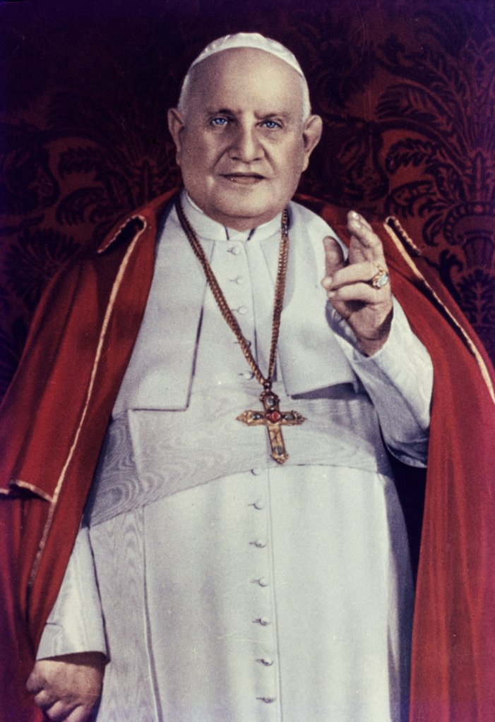 Stock Photo: 3803-348407 Pope John XXIII