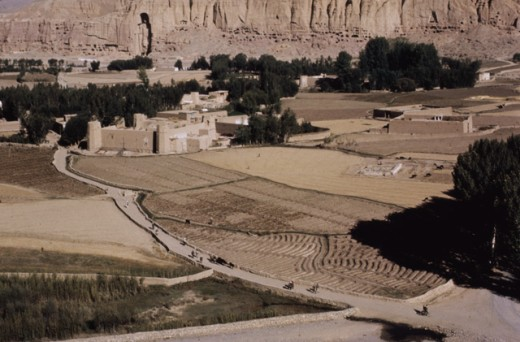 Stock Photo: 3803-438338 Bamian Valley