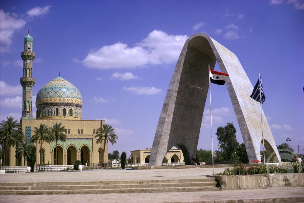Stock Photo: 3803-438342 Monument to the Revolution
