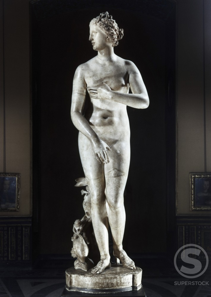 Stock Photo: 3804-329591 Medici Venus