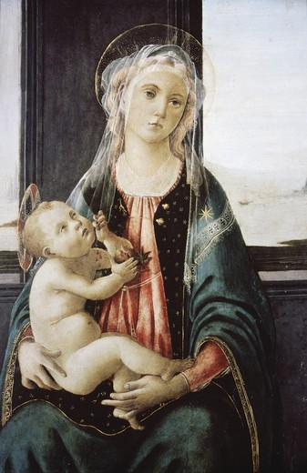 Stock Photo: 3804-397073 Madonna del Mare