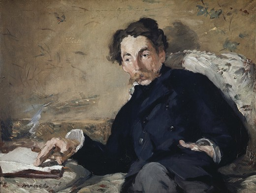 Stock Photo: 3804-397102 Stephane Mallarme