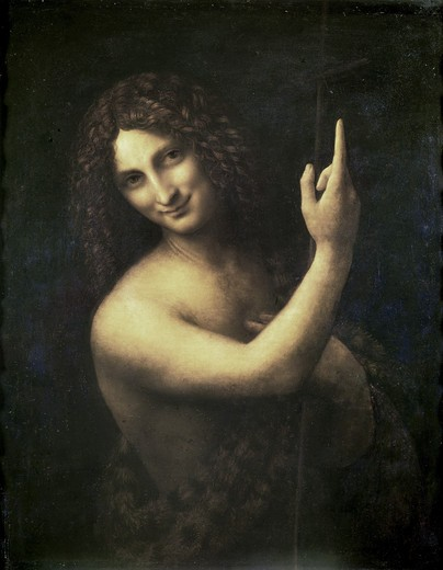 Stock Photo: 3804-397108 St. John the Baptist 
