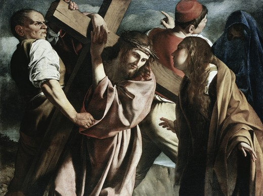 Stock Photo: 3804-397114 Calvary 