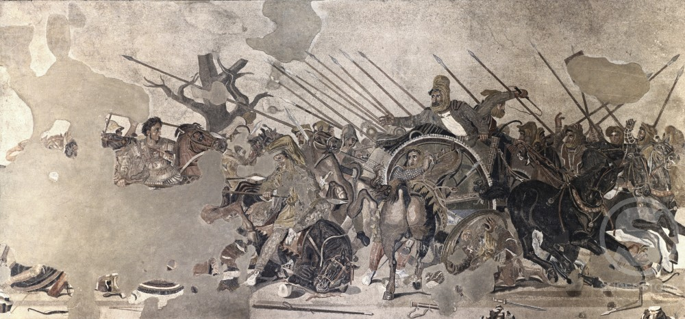 Battle of Issus (Victory of Alexander the Great Over Darius III)