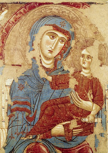 Stock Photo: 3810-395695 Madonna & Child