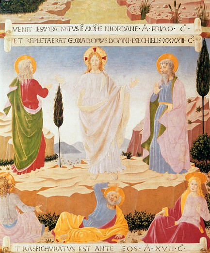 Stock Photo: 3810-412646 The Transfiguration