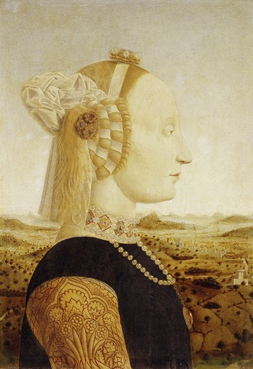 The Duchess of Urbino