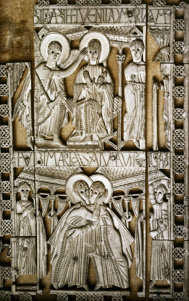 Annunciation & Visitation 