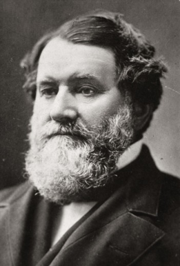 Cyrus Hall McCormick