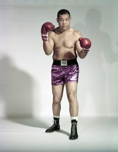 Stock Photo: 3844-310453 Joe Louis
