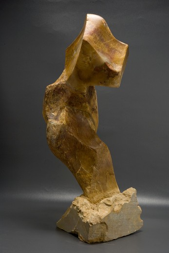 Stock Photo: 4-3770 Abstraction 3, sculpture