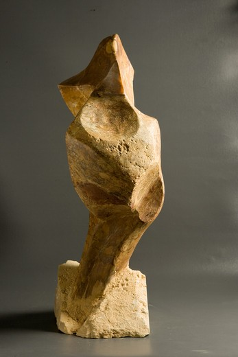 Stock Photo: 4-3771 Abstraction, sculpture