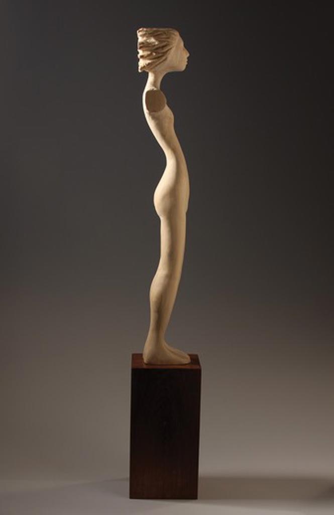 Stock Photo: 4-3775 La Flaca 2, sculpture