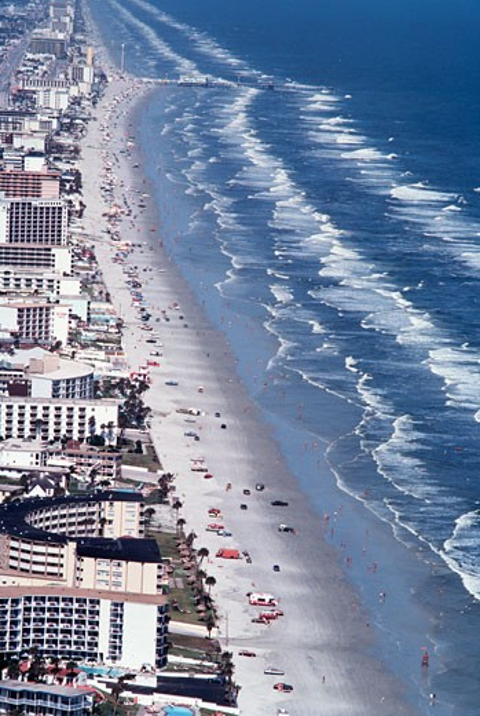 Daytona Beach Florida USA : Stock Photo