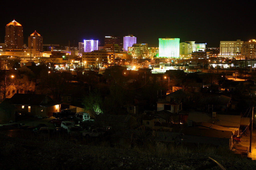 Albuquerque, New Mexico : Stock Photo