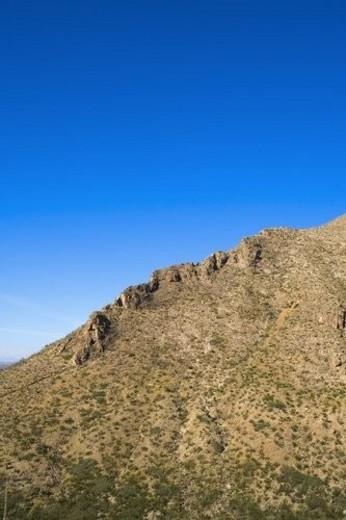 Stock Photo: 4029R-11121 Sacramento Mountains