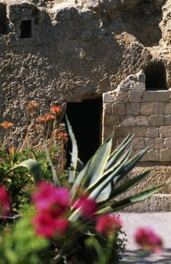 Stock Photo: 4029R-116281 Tomb of Jesus Christ