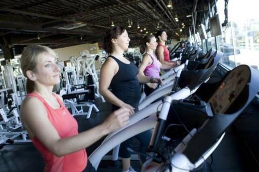 Stock Photo: 4029R-119760 dan, exercise, female, fit, fitness, galic, girl