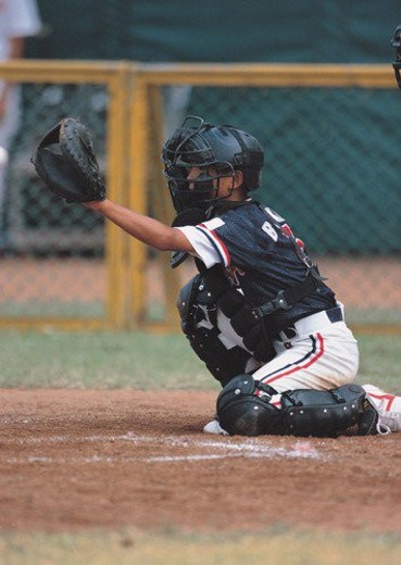 sport, recreation, leisure, exercise, baseball, game : Stock Photo
