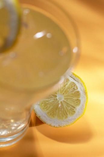 drink, lemonade, cuisine, food, lemon, juice, beverage : Stock Photo
