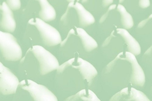 Pear background : Stock Photo