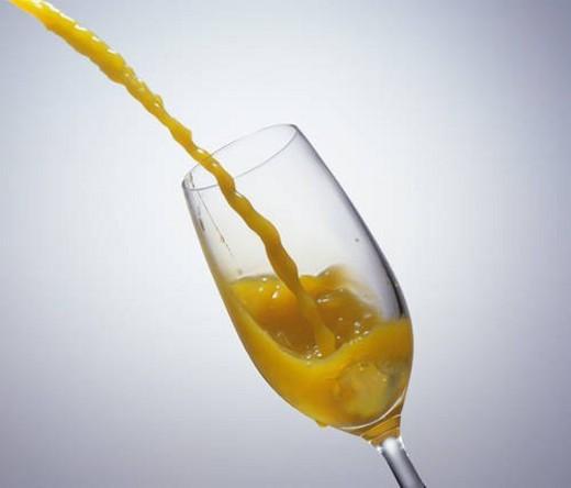 Orange Juice : Stock Photo
