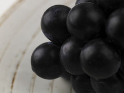 Stock Photo: 4029R-153277 chuseok, plants, traditional holiday, grape, fruit, korean thanksgiving, plant
